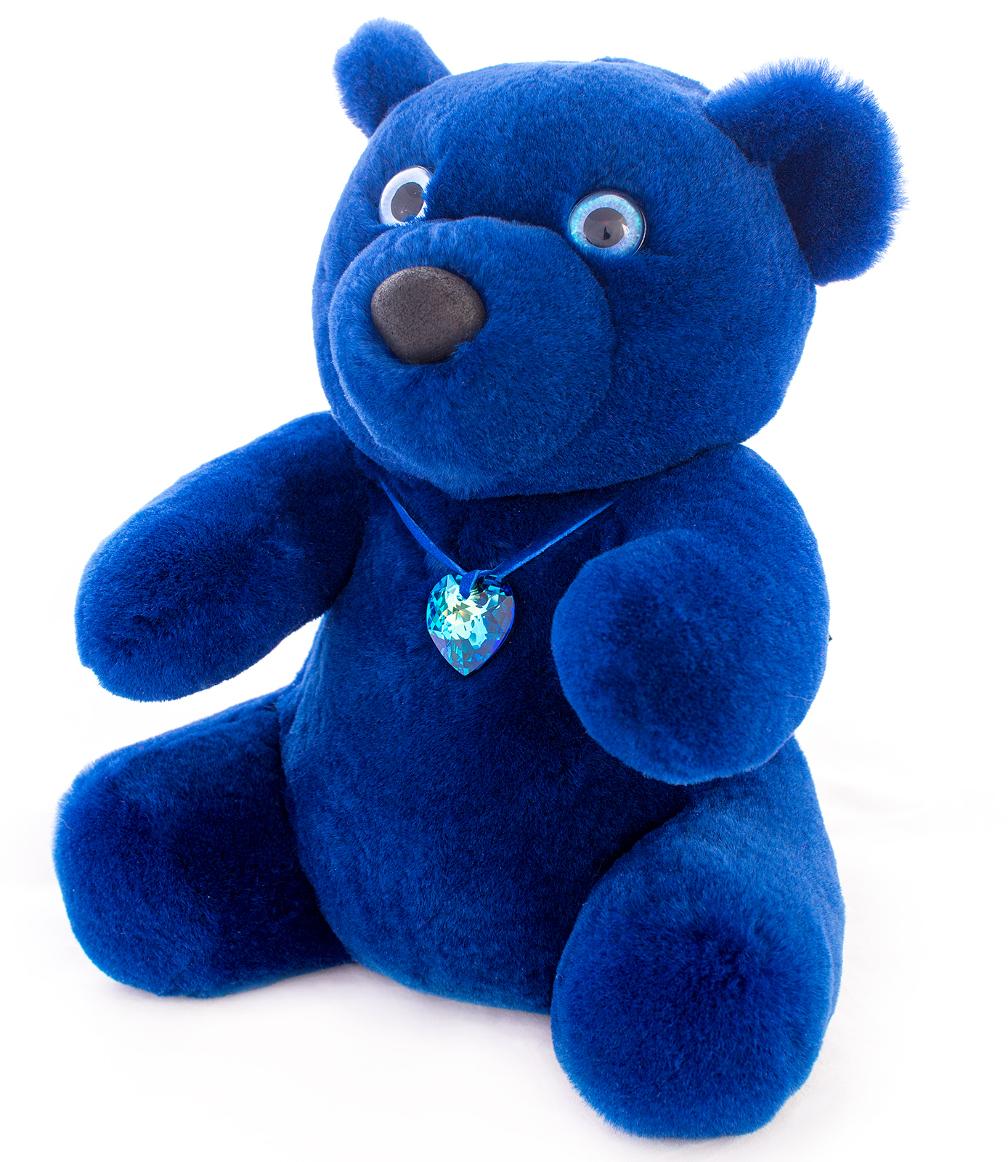 картинки синего медвежонка или